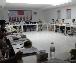 江山市门业行业协会一届四次理事会会议纪要